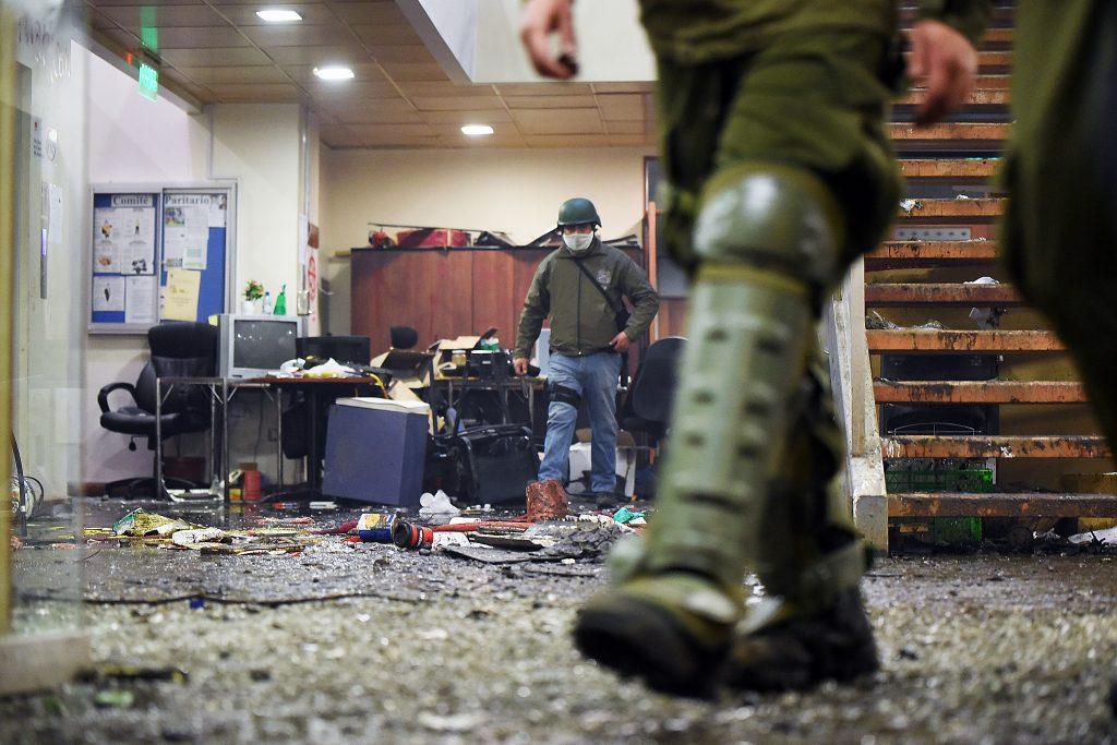 """CSD Colo Colo: """"¡Basta de violencia, racismo y represión hacia el pueblo mapuche!"""""""