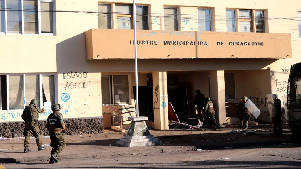 Ministerio Público inició investigación de oficio por enfrentamientos en Curacautín y Victoria