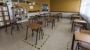 Encuesta Colegio de Profesores reveló que casi la totalidad de los consultados no aprueba el retorno a clases presenciales