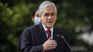 """Piñera por La Araucanía: """"Estamos abiertos al diálogo dentro del Estado de Derecho y condena a la violencia"""""""