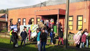 """Jesuitas llamaron """"a detener la vulneración de derechos al Pueblo Mapuche"""""""