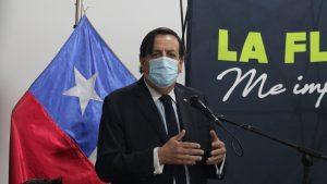 """Ministro Pérez y situación en La Araucanía: """"Queremos hacer nuevamente un llamado de que todos rechacemos la violencia"""""""