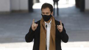"""Ministro Palacios afirmó que dinero del retiro de fondo de pensiones """"está comenzando a reactivar la economía"""""""