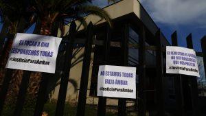 Ministerio de Justicia explicó que con cambios actuales a la legislación, presunto homicida de Ámbar Cornejo no estaría en libertad