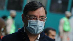 """Guevara y sumario de Carabineros por lesión a Fabiola Campillai: """"No le corresponde a la intendencia pronunciarse sobre esos hechos internos"""""""