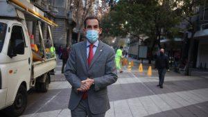 """Alcalde de Santiago: """"Llevamos más de 140 días de confinamiento, queremos pasar a la etapa de transición"""""""