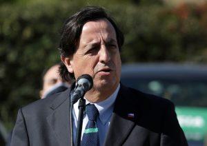 """Ministro Pérez por huelga de hambre de Celestino Córdova: """"El gobierno va hacer todos los esfuerzos para que sea atendido en los momentos difíciles"""""""