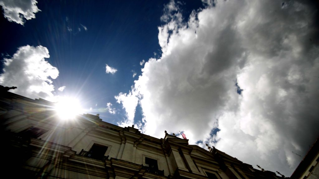 Nubes y sol: revisa el pronóstico del tiempo para este jueves en Santiago