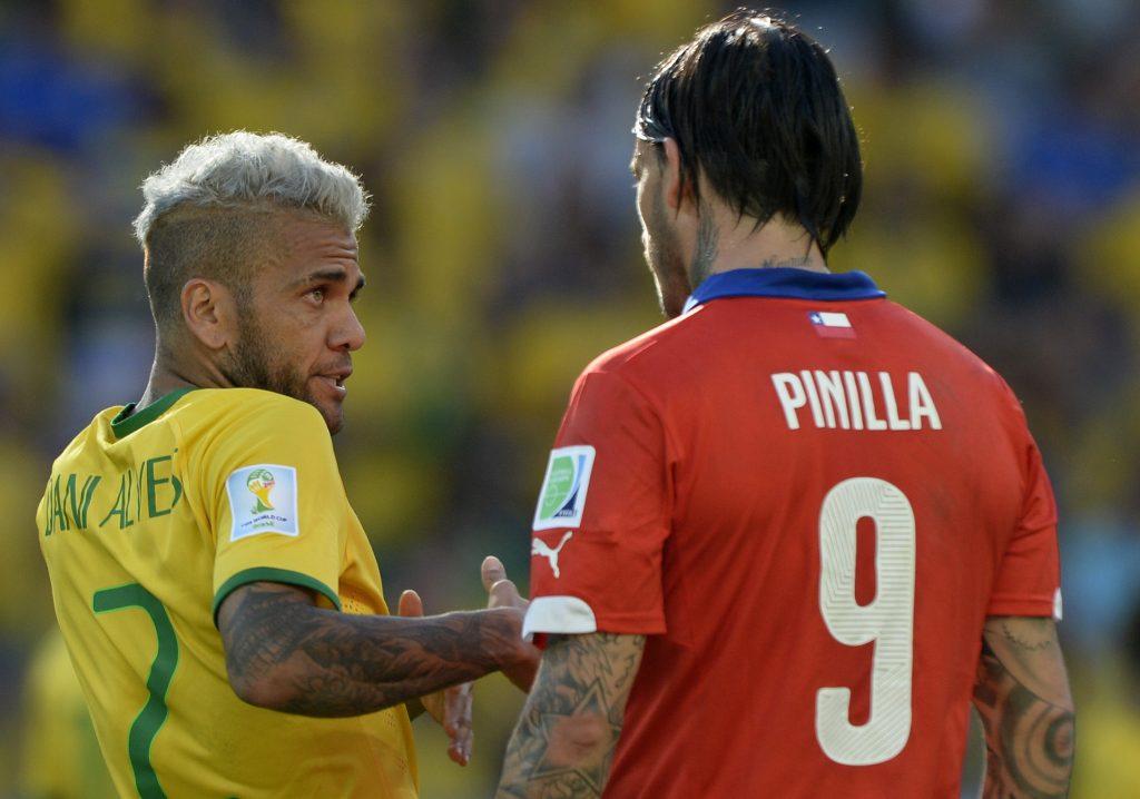 """Mauricio Pinilla volvió a recordar el partido del 2014 ante Brasil: """"Utilizaron varias artimañas para distraernos"""""""