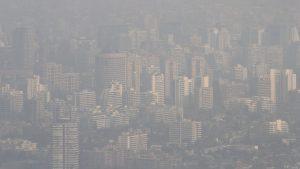 Intendencia decretó alerta ambiental para este sábado en la Región Metropolitana