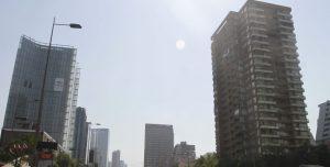 Calor: revisa el pronóstico del tiempo para este martes en Santiago