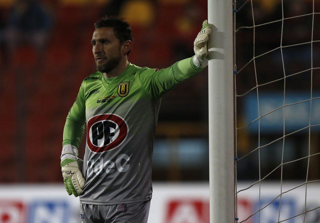 """Cristián Muñoz: """"No me arrepiento de haber salido de Colo Colo, no me sentía valorado"""""""