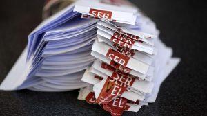 Lápiz personal y voto electrónico descartado: Servel adelantó los posibles cambios que se avecinan para el plebiscito