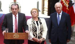Fiscalía informó que recibieron denuncia por malversación en contra de Bachelet, Frei y Lagos