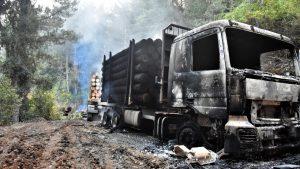 Intendente de Los Lagos presentó querella tras ataque incendiario registrado en Purranque