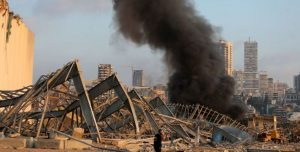 Número de muertos por explosión en Beirut subió a 100 personas