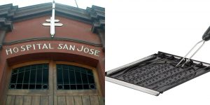 """""""Ciudadano a pata"""": el Hospital San José en peligro de demolición y el incombustible tostador Ilko"""