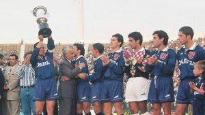 Campeones con Universidad de Chile en 1994 valoraron aclaración del gol de Marcelo Salas en clásico universitario
