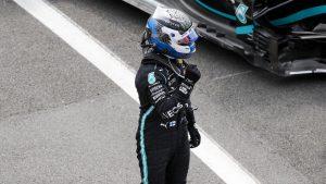 Valtteri Bottas se quedó con la pole del Gran Premio 70° Aniversario de la F1