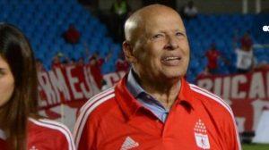 A los 90 años falleció Gabriel Ochoa Uribe, el técnico más ganador de fútbol colombiano