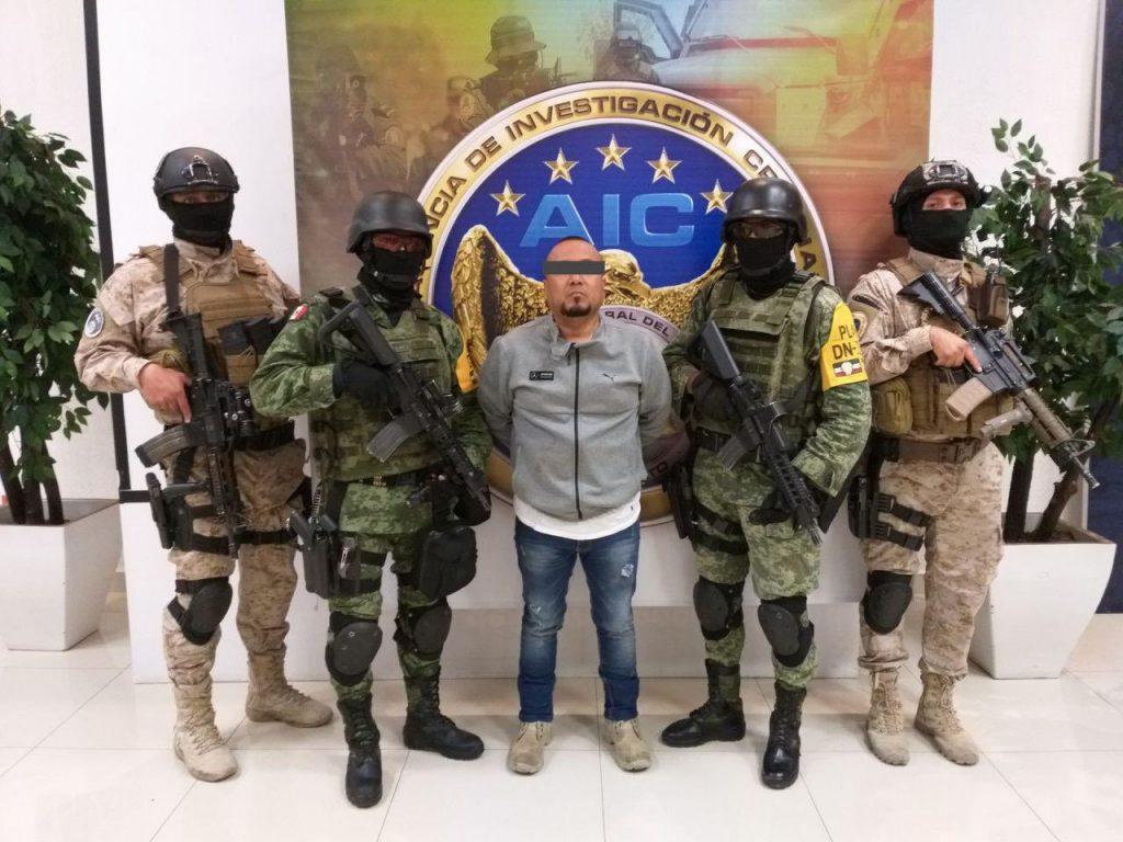 Gobierno de México logró la captura de líder del cartel de Guanajuato