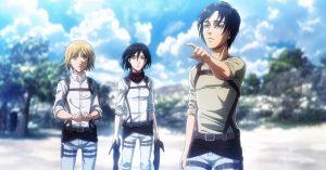 Confirman que la cuarta temporada de Shingeki no Kyojin sí se estrenará durante 2020