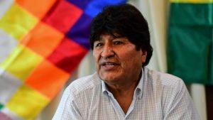 Evo Morales advirtió que el Gobierno interino estaría planeando la gestación de un nuevo golpe de estado en Bolivia