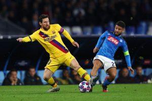 PREVIA | FC Barcelona vs Napoli por la vuelta de los octavos de final de la UEFA Champions League