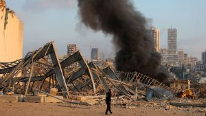 La explosión de Beirut reinstaló las protestas contra el gobierno del Líbano