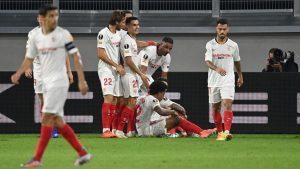 Sevilla derrotó con lo justo al Wolverhampton y se instaló en las semifinales de la Europa League
