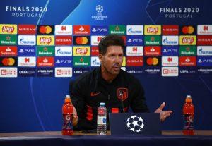 """Diego Simeone: """"No es importante ganar, sino que es lo único que hay"""""""