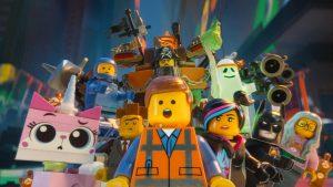 Lego se tomó las calles de Valparaíso en su primera campaña global en 30 años