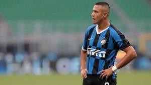 Los números con que Alexis Sánchez ilusiona al Inter de Milán