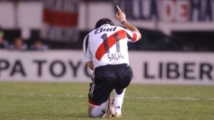 """Hace 17 años se produjo la vuelta del """"Shileno"""" José Marcelo Salas a River Plate"""