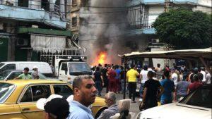 """Chilena en el Líbano y explosión en Beirut: """"A vox populi, esto fue intencional"""""""