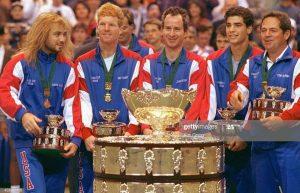 """Crónicas de Cuarentena: """"El Dream Team del tenis"""""""