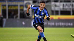 Con Alexis Sánchez en cancha el Inter de Milán avanzó a los cuartos de final de la Europa League