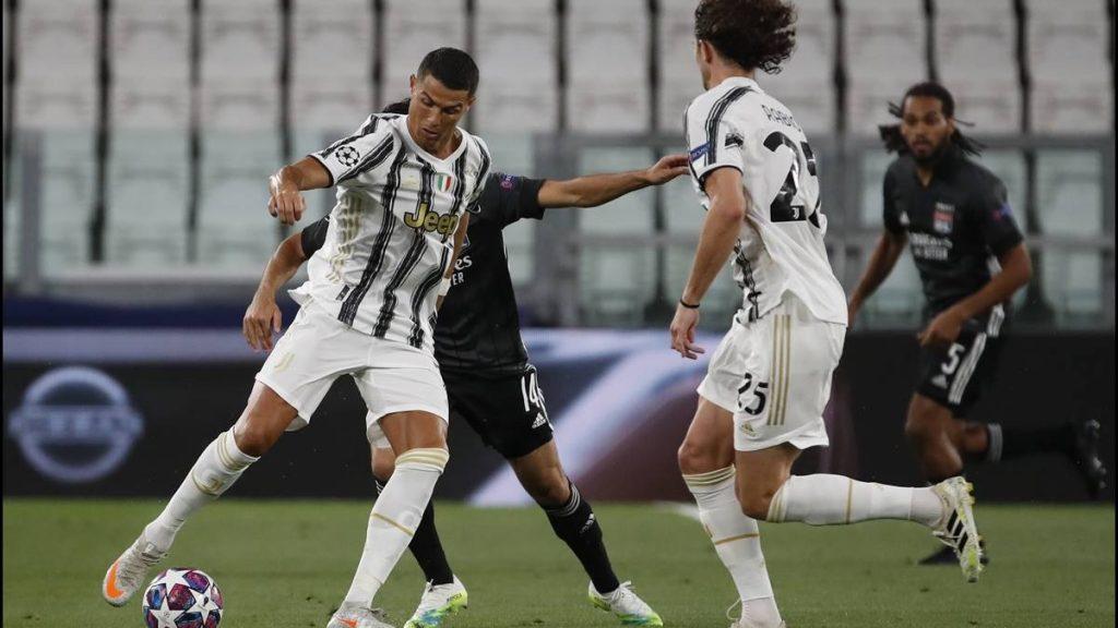 """""""Mister Champions"""" fuera: Pese al doblete de Cristiano Ronaldo, Juventus quedó eliminada ante el Lyon"""