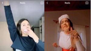"Famosos influencers chilenos lo usan así: Instagram presentó ""Reels"""