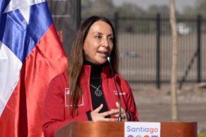"""Ministra del Deporte se lanzó contra la Conmebol: """"La decisión de los partidos que se quieren jugar en Chile las tomará Chile"""""""