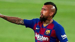 VIDEO| El lamento de Arturo Vidal tras la goleada 8-2 del Bayern Münich