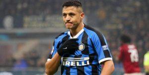 Inter de Milán confirmó la lesión de Alexis Sánchez