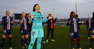 Christiane Endler atajó un penal, pero falló otro, en derrota del PSG ante el Lyon por la Copa de Francia Femenina