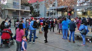 Reportan gran aglomeración de personas en oficinas del Registro Civil por trámite de Clave Única
