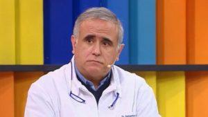 Doctor Ugarte realizó duro descargo sobre el crimen de Ámbar Cornejo