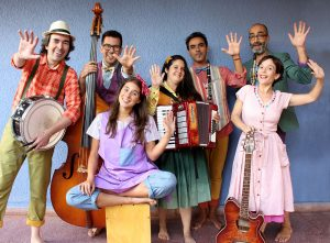"""""""Los Patapelá"""" estarán presentes en el Festival Quédate en Casa Kids 2: """"Más que música para niños, buscamos hacer teatro familiar"""""""