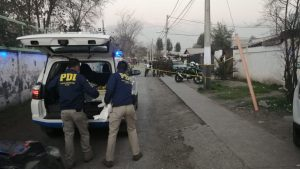 Femicidio en Ñuñoa: Detienen a sujeto acusado de asesinar a joven de 18 años en su domicilio