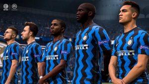 EA Sports anunció al Inter y al AC Milan como equipos exclusivos del FIFA 21
