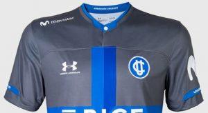 Universidad Católica lanzó su tercera camiseta para la presente temporada