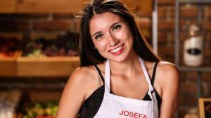 Josefa Barraza de MasterChef sacó carcajadas con el retrato que hizo de Benja Vicuña a los 16 años